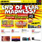 20% off CDs, Vinyl @ JB Hi-Fi