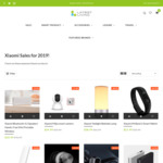 Up to 50% off Xiaomi (Mi Band 2 $21.99, Mi Sports Bluetooth Earphones $41.99 + Shipping) @ Latest Living