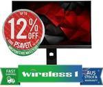 "Acer Predator XB271HUA 27"" WQHD G-Sync 144hz Gaming Monitor $634 + Delivery (Free with eBay Plus) @ Wireless1 eBay"
