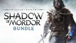 [PC] Middle Earth Shadow of Mordor + DLC $7.55 @ Fanatical