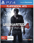 [PS4] Uncharted 4, Until Dawn, LittleBigPlanet 3 & More PS Hits $10 @ EB Games eBay