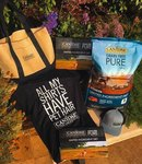 Win a Canidae Pet Prize Pack (T-Shirt, Tote Bag, Cap + Your Choice of a Large Bag of Cat Food or Dog Food) from Humble Pet