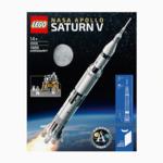 LEGO Saturn V 21309 $119 Delivered @ Target