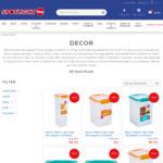 50% off Decor Brand Food Storage and Utensils @ Spotlight