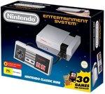 Nintendo Classic Mini NES $66 Delivered @ Amazon AU