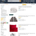 EOFY Sale - up to 40% off Selected Items @ Canningvale Amazon eg Flannelette Quilt Cover Set $35.99 (Was $59.99, Save 40%)