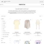 Farfetch Extra 20% off Sale Tops