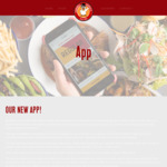 [NSW, VIC] Free $20 Credit via Chargrill Charlie's Mobile App