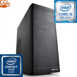 6-Core Intel Core i5-8500 Office PC with 240GB SSD, 8GB DDR4, 550W 80+ PSU $515 (Was $643.75) + $15 Delivery @ CGB Solutions