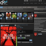 [PC] Blair Witch Steam Global Key US $19.99 (~AU $27.39), Windows 10 Home US $15.99 (~AU $22.39) @ Game Dealing