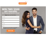 Win 2 x $500 Shaver Shop Gift Cards from Shaver Shop