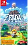 [Switch] The Legend of Zelda: Link's Awakening $68 @ Harvey Norman