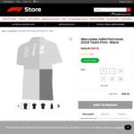 Mercedes AMG Petronas 2018 Team Polo $68 (Was $102) @ F1 Store