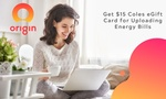 Receive a $15 Coles eGift Card When You Compare Energy Bill against Origin Energy on Econnex for $5 via Groupon
