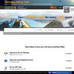 Earn 3 KrisFlyer Miles (Singapore Airlines) for Every US $1 Spent @ EasyRentCars