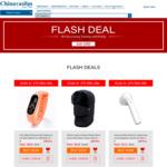 Digital LED Watch Bracelet $0.01 US (~$0.01 AU), Mini Bluetooth Single Earphone $1.11 US (~$1.62 AU) Delivered @ Chinavasion