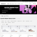 Black Friday - 30% off Full Price Items and an Extra 30% off The Markdown Price on Outlet Items @ Reebok