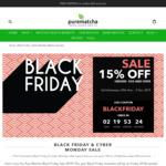 Black Friday - 15% Sitewide Matcha Tea, Matcha Tea Set Sale - Free Shipping, Free Gift Wrapping @ Purematcha