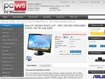 """Asus 24"""" VH242H LCD Monitor for $165 + Free Delivery (48 Hour Special)"""