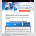 [PC] Free: CyberLink PowerDirector V16.0 LE |  PhotoDirector 9 Deluxe @ Cyberlink