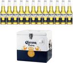 Corona 15L Cooler + 12x Corona Extra Bottles $105 Delivered @ CUB MyDeal