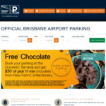 [QLD] 16%, 13% or 11% off Brisbane Airport Parking