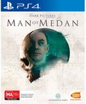 [PS4] - The Dark Pictures Anthology - Man of Medan - $29.95 @ EB Games