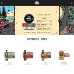 Free Beer Delivery over $50 to Metro Areas (Sydney, Northern Beaches, Torquay, Geelong, Southern Gold Coast) at 4 Pines Brewing