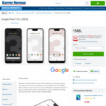 Google Pixel 3 XL 128GB (Black/White) $588 + Delivery ($0 C&C) @ Harvey Norman