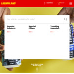 2000 Bonus Flybuys Points with a $50 Spend @ Liquorland