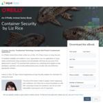 [eBook] O'Reilly Container Security @ Aqua [Paperback RRP $60.39]