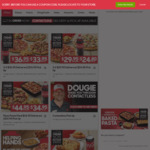 3 Large Pizzas $23.85 Pickup or $30.95 Delivered @ Pizza Hut