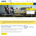 [QLD] RACQ Motor Vehicle Insurance Policy 5% Discount for Existing Policy Holders