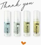 Pure Body Luxe Thank You Sample Set $17 (Was $26) Delivered @ Pure Body Luxe