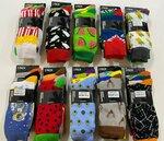 Novelty Socks 3 Pack $9 Delivered @ Luggage Online
