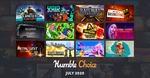 [PC] Steam - Humble Choice July 2020 (incl. Void Bastards, AoW: Planetfall, Basingstoke) - $19.99/$29.99 - Humble Bundle