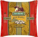 San Remo Vermicelli Egg Noodle, 250g $1.40 (S&S) @ Amazon (Min Purchase 3 = $4.20) + Shipping ($0 Prime/$39 Spend)