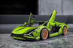 Win the Lego Lamborghini Sián FKP 37 Worth $569.99 from Man of Many