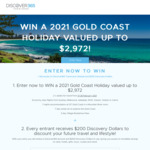 Win a Gold Coast Getaway for 2 Worth $2,972 from Our Vacation Centre