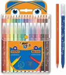 BIC Kids Colouring Set 18 Pencils + 12 Markers $7.42 + Delivery ($0 with Prime / $39 Spend) @ Amazon Australia