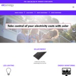 [VIC] 2019 Model Solar Panel Clearance - 6.51kw Qcells Panel + Solis Inverter Installed from $3,799 after Rebates @ Eko Energy