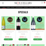 Penna Lanne Wines at 46% off RRP ($179.40/Dozen) Delivered @ Skye Cellars (Excludes Tasmania)