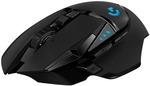Logitech G502 Lightspeed Wireless Gaming Mouse $179 + Delivery @ Kogan