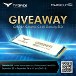 Win a Team Group C440 1TB SSD from TechPowerUp