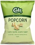5x Cobs Popcorn 80-120g $7.10 ($1.42 Each) + Delivery ($0 with Prime/ $39 Spend) @ Amazon AU