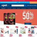 30% off Selected Pet Food & Flea Treatment @ PETstock