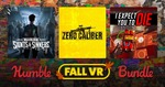 [PC, Steam] Humble VR Fall Bundle (Walking Dead Saints and Sinners + Bonuses) - Pay A$24.06 or More