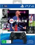 [PS4] Dualshock 4 Controller & FIFA 21 Bundle - $99 + Shipping (Free C&C) @ BigW