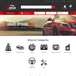 10% off with $50 Spend, 15% off with $100+ Spend @ AIDIA Spare Parts