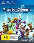[PS4] Plants Vs Zombies Battle for Neighbourville $17 + Delivery ($0 with Prime/ $39 Spend) @ Amazon AU